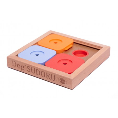 Dog' SUDOKU® Small - Profi